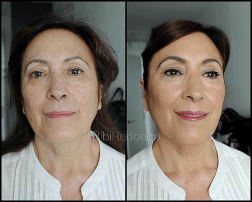 Maquillaje Madrina natural (Mari Luz) - Productos Bobbi Brown