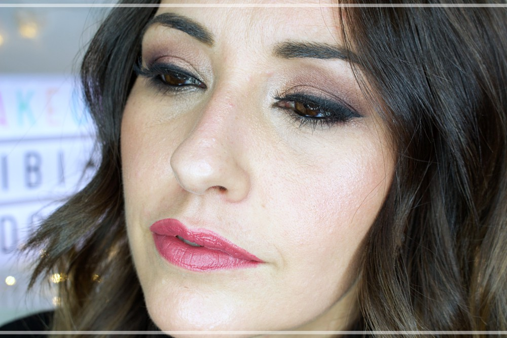 Maquillaje con intensidad media - SWEET PEACH de TOO FACED