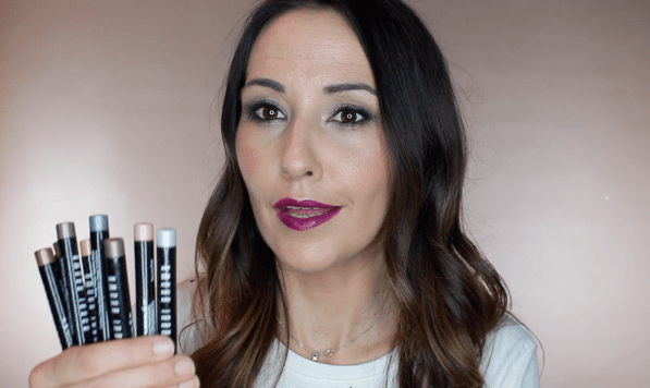 TUTORIAL Nuevas Sparkle Stick Aurora Pink y Tanzanite- Bobbi Brown