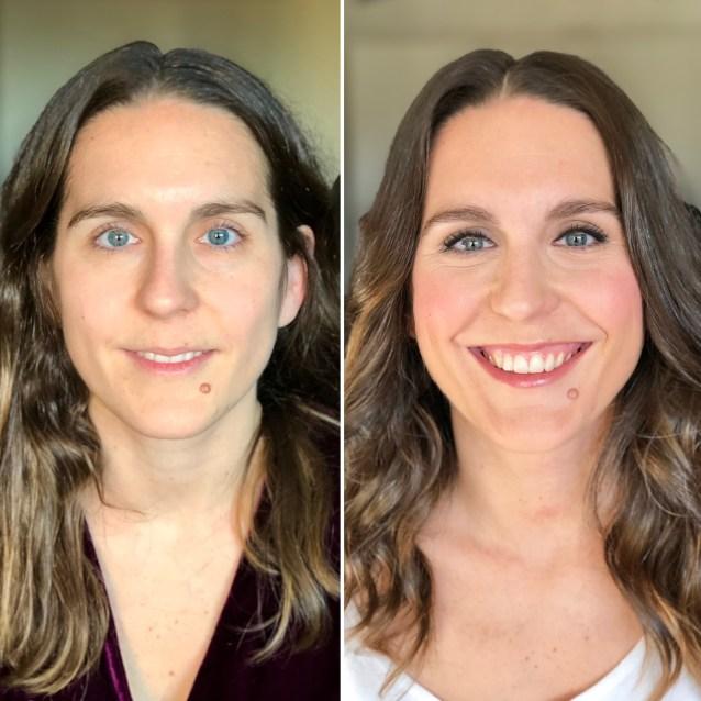 Antes/Después Ana - Bobbi Brown