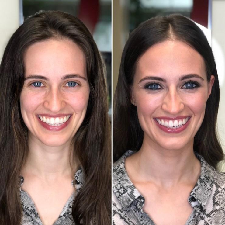 Maquillaje/Pelo a Ana - Smokey Eyes Bobbi Brown