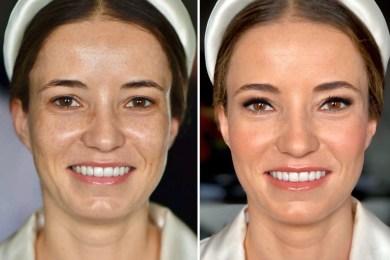 Novia Emma - Bobbi Brown Cosmetics