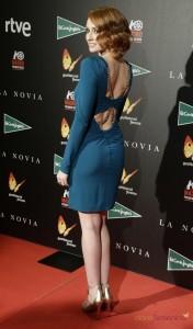 "Cristina Castaño - Premier ""La Novia"""