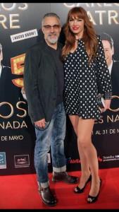Sergi Arola y Silvia Fominaya - Premier Latre