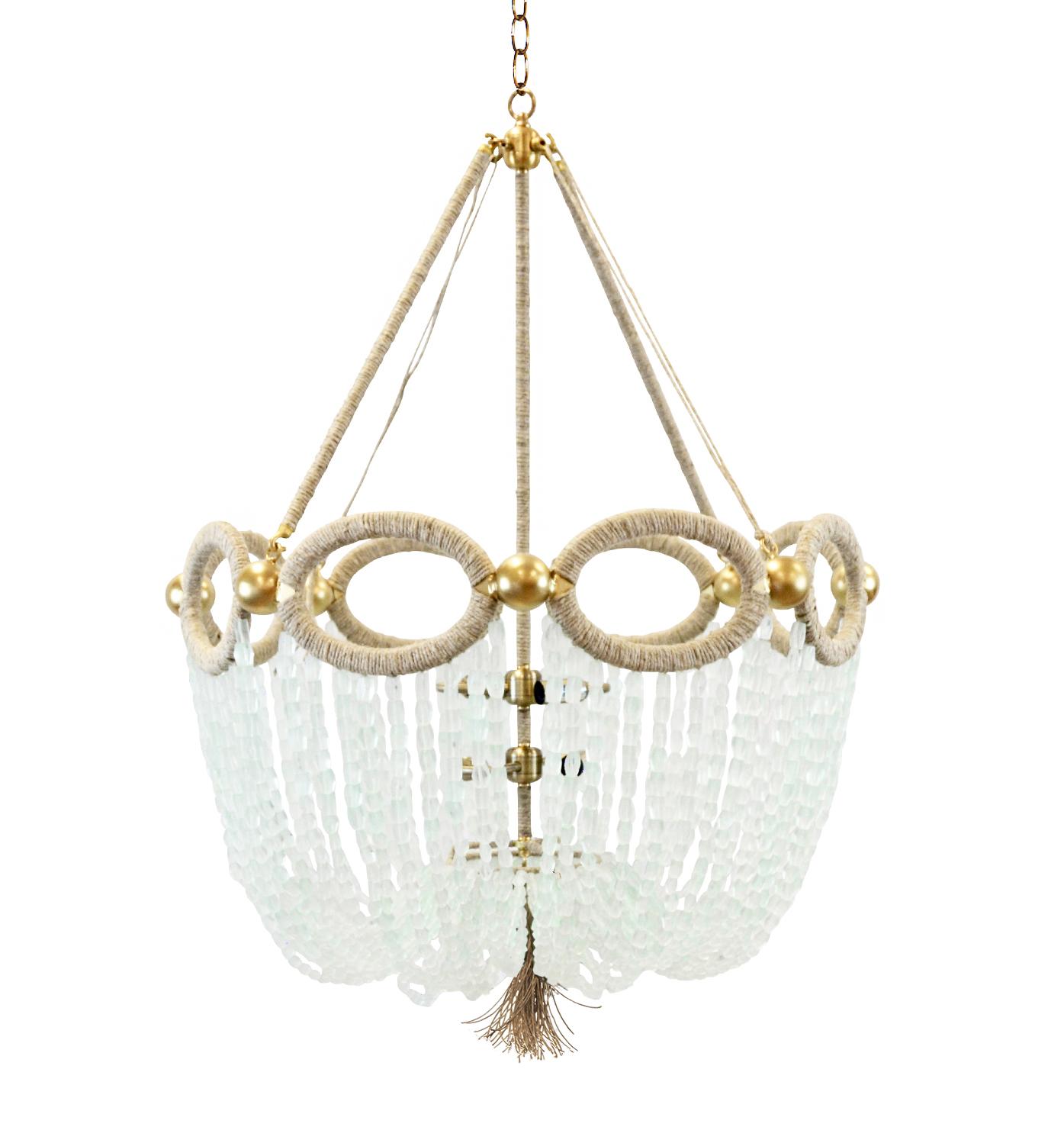 fiona chandelier by ro sham beaux