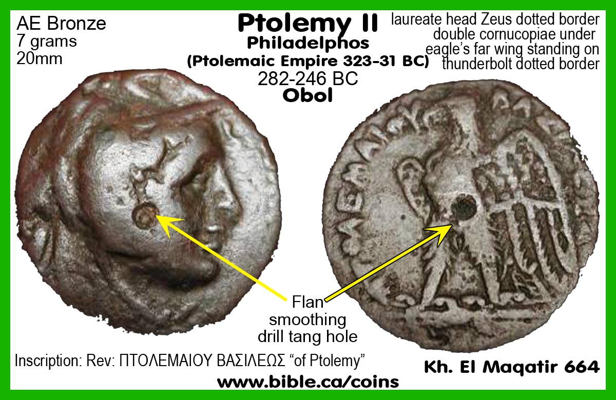Egyptian Ptolemaic Empire Rulers Coins 323 31 Bc