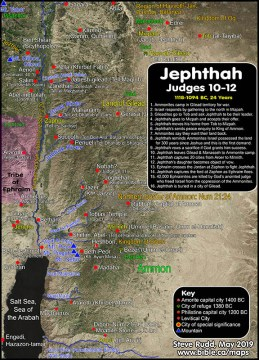 Free Bible Maps of Bible Times and Lands  Printable and Public use click to view