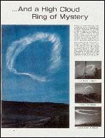 Pillar of Cloud February 28, 1963. Life Magazine, May 17, 1963