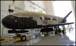 unmanned Boeing X-37B reusable spacecraft