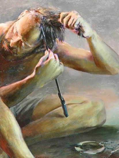 Ezekiel shaves his head – those that refuse to heed God's directives will be judged accordingly (Ezekiel 5:1 – 5:17) | Bible Blender