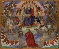 The opening of the seven seals