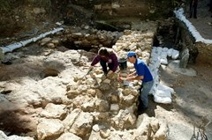 Archaeologists dig home Jesus was presumed to have grown up in