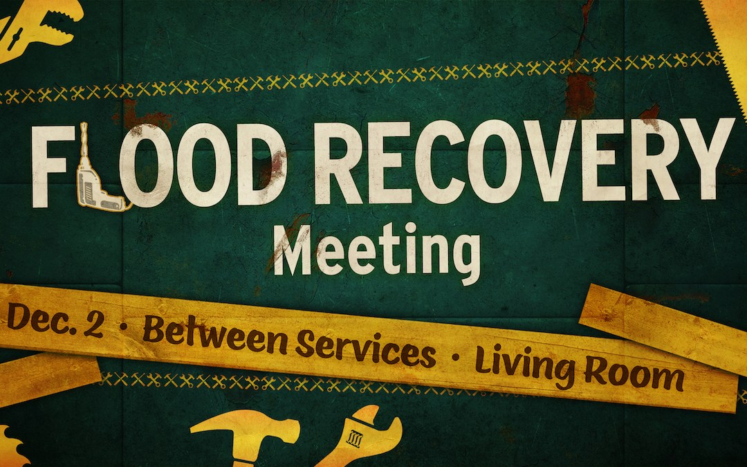 Flood Recovery Meeting