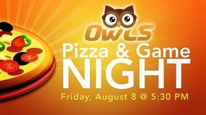 14 Owls Pizza
