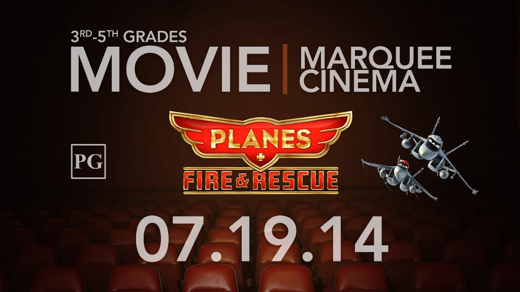 Meet us at the Movies: Planes 2