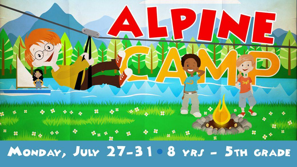 Alpine Camp Registration
