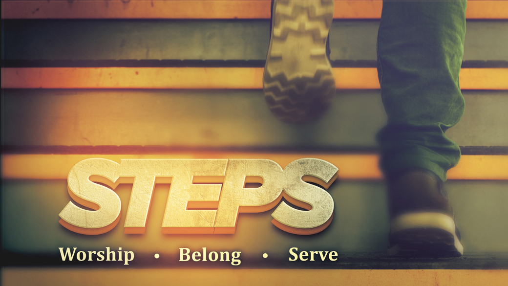 Sermon Series | Steps