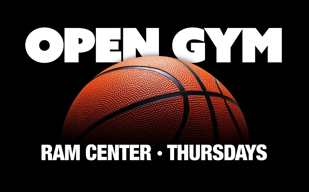 RAM Center Open Gym