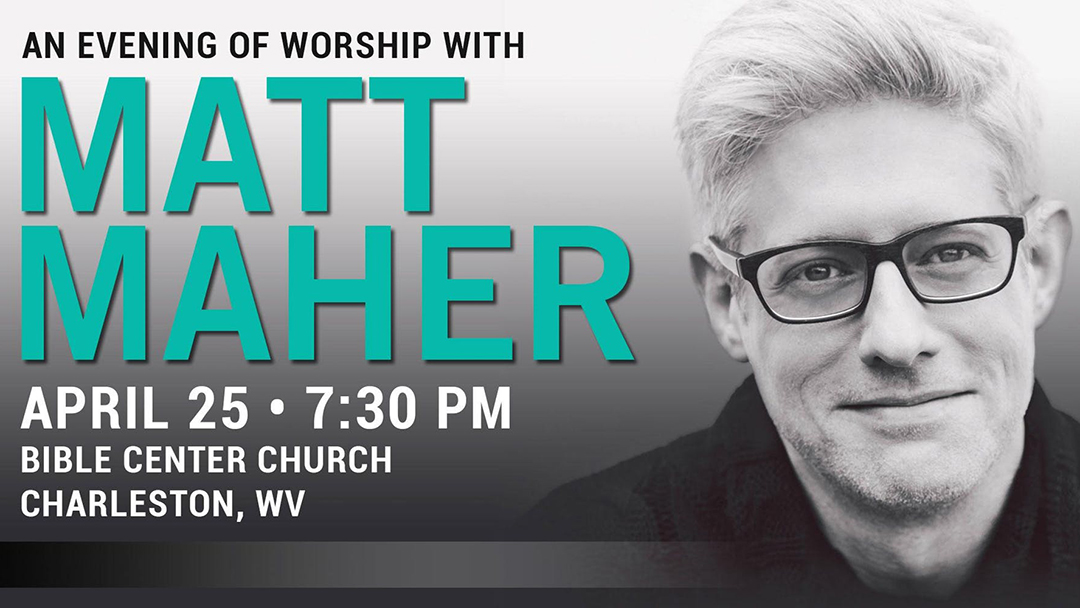 An Evening of Worship with Matt Maher