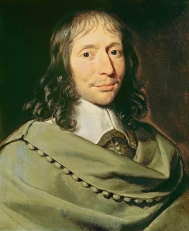 Portrait de Blaise Pascal