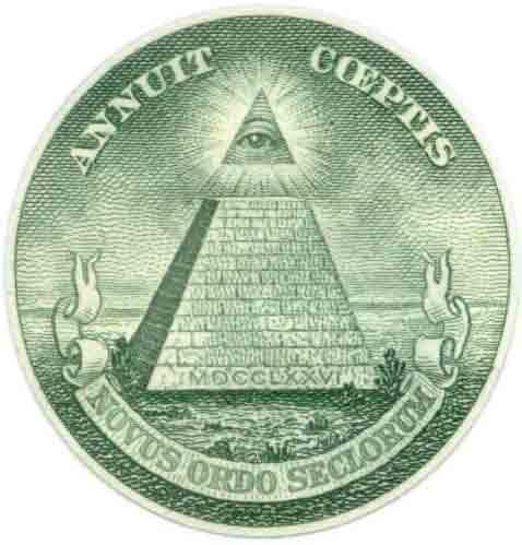 L Oeil D Horus Ou L Oeil Illuminati 01 Le Blog De L Inclassable