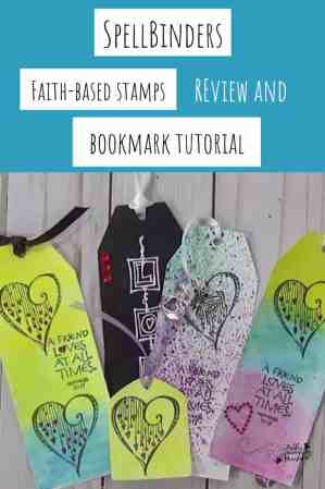 spellbinders faith based stamps