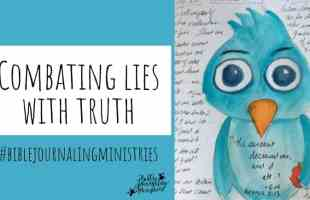 Combating Lies with Truth – Simple Steps to a Brighter Future