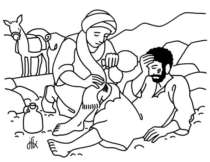 parable of the good samaritan the good samaritan