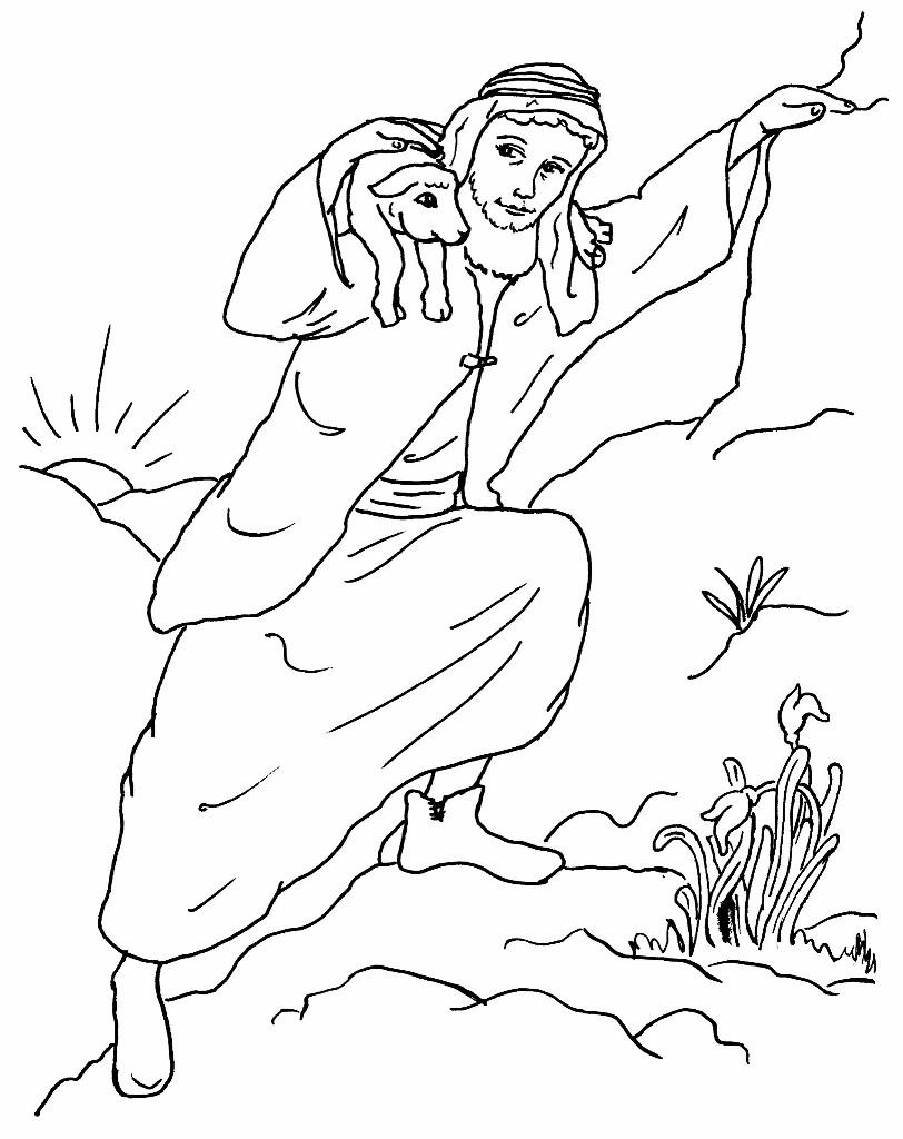 jesus lamb coloring page of god colouring jesus holding lamb