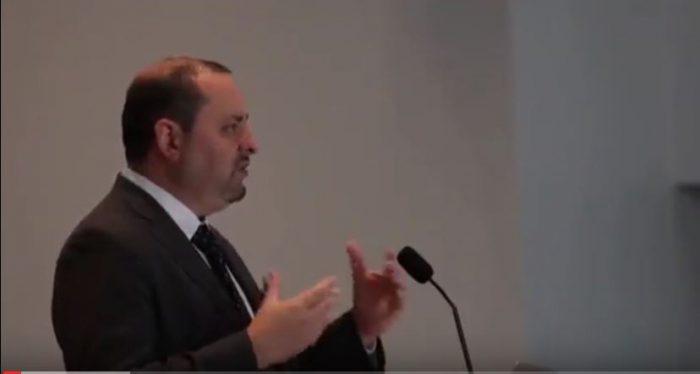 Session 1 - Legal Issues and the Church - Matt Vega
