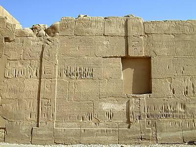 Pilgrim Gouges on Ramses II's Treaty