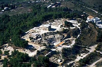 Sepphoris (ciudad cercana a Nazareth)