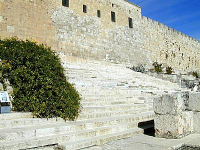 The Southern Steps