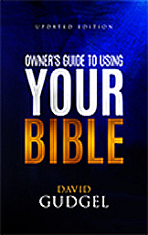 Owner Guide to Using Your Bible