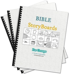Bible StoryBoards for Teacher Resources
