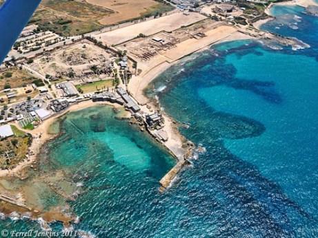 Israel Aerial View