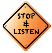 Stop-And-Listen