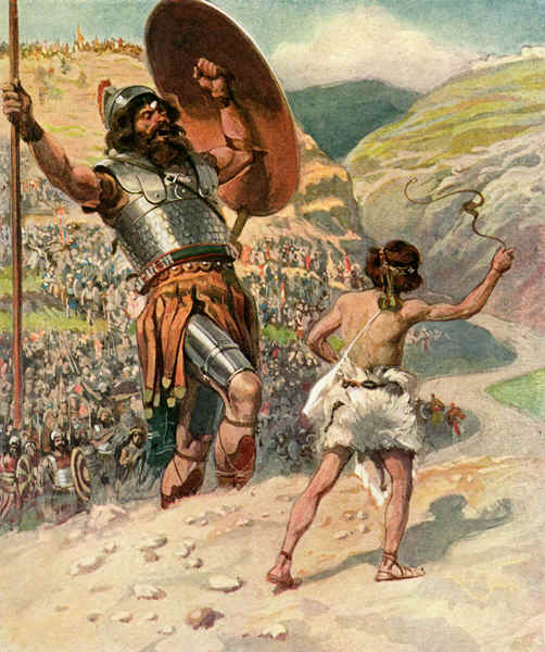 David and Goliath | Children's Bible Lessons - JW.ORG
