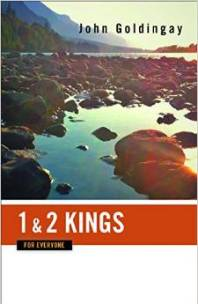 This is the cover of 1 and 2 Kings for Everyone as published in America by John Knox Press. This is also available at Amazon USA.