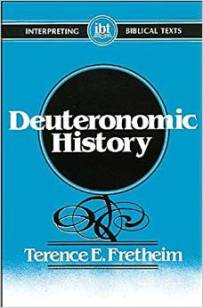 Deuteronomic History is available at Amazon USA / UK