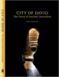 City of David by Ahron Horovitz available at Amazon USA / UK or come buy it at the City of David for less than half price!