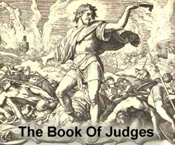 The Holy Spirit is an important motif in the Book of Judges