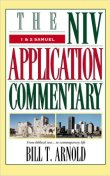 The NIV Application Commentary on 1&2 Samuel is available at Amazon USA / UK