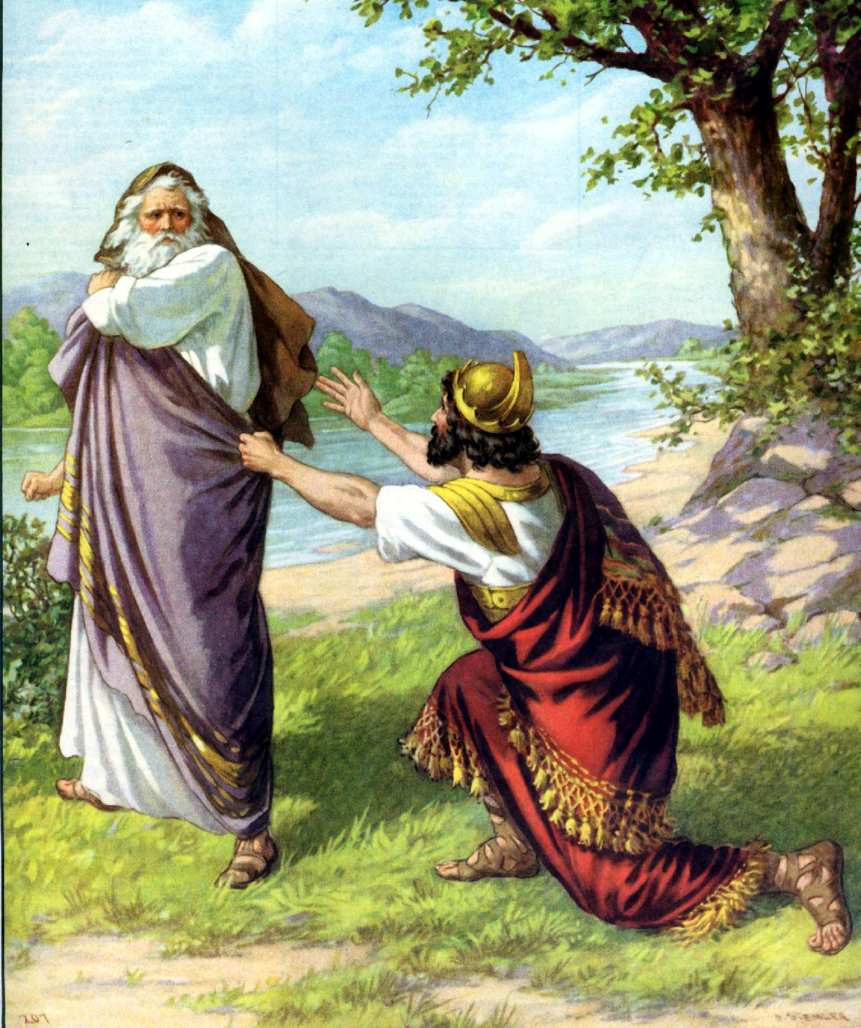 Is King David A New Adam Bible Study With Randy