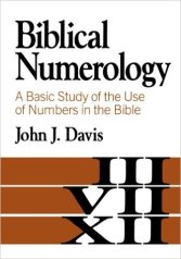Biblical Numerology is available at Amazon USA / UK