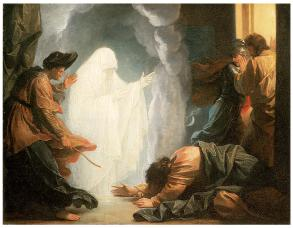 Saul's visit to the witch of En-dor