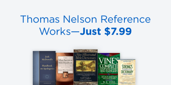 Thomas Nelson at Logos