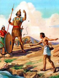 Tallness--David vs Goliath