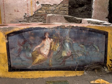 Thermopolia at Pompeii