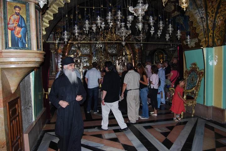 Greek Orthodox Calvary.